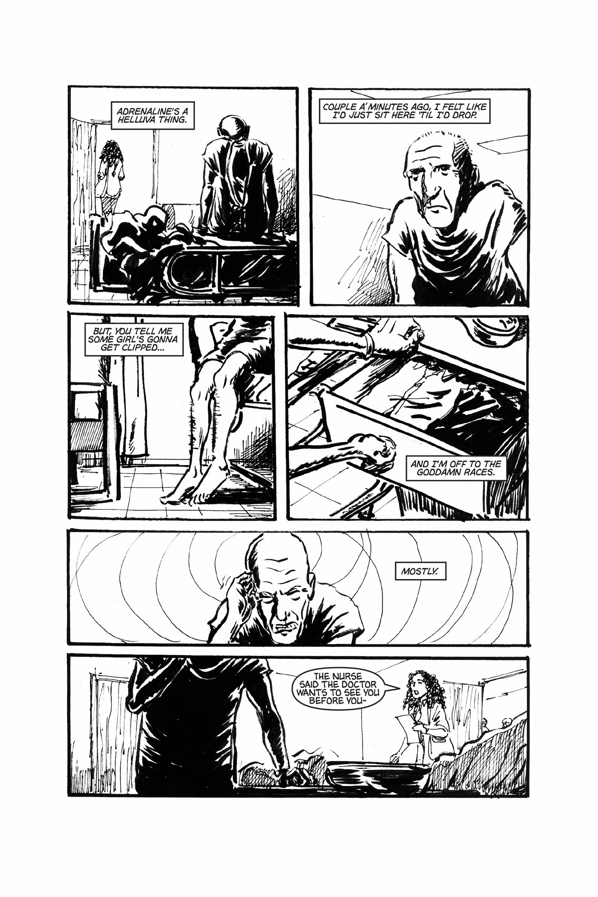 Read online Tumor comic -  Issue # TPB - 75