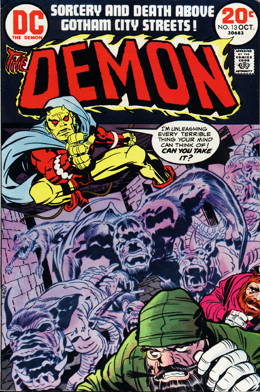 The Demon (1972) 13 Page 1