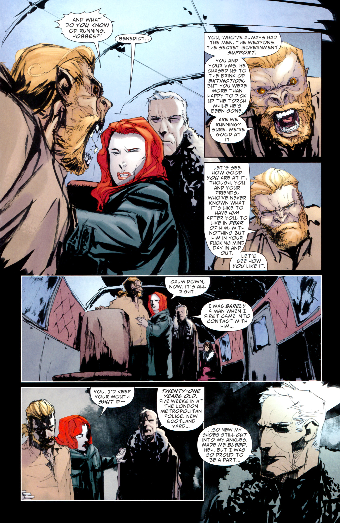 Read online American Vampire: Lord of Nightmares comic -  Issue #4 - 11
