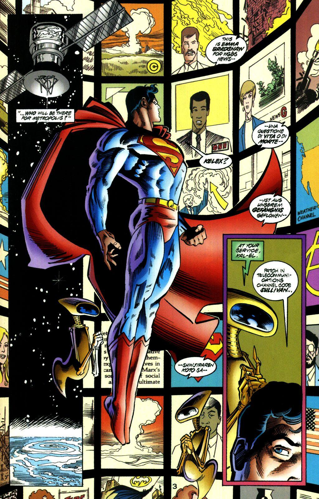 Read online Supermen of America comic -  Issue # Full - 4
