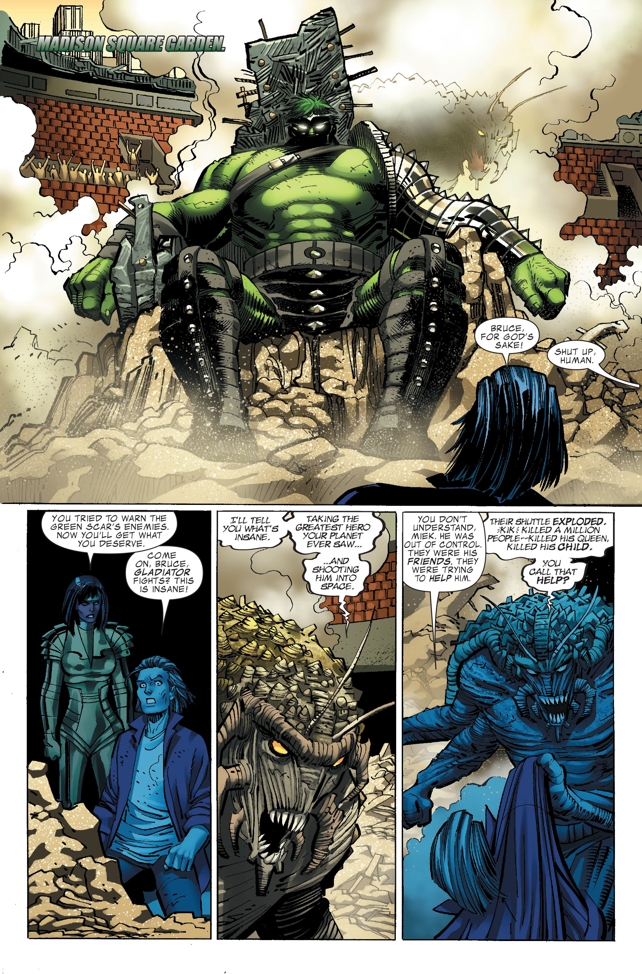 Read online World War Hulk comic -  Issue #3 - 36