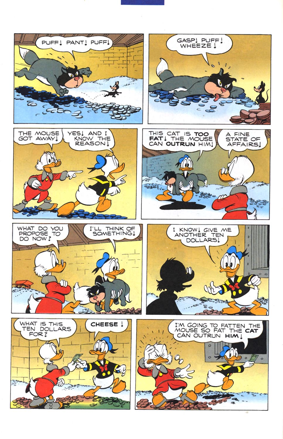 Read online Uncle Scrooge (1953) comic -  Issue #299 - 5