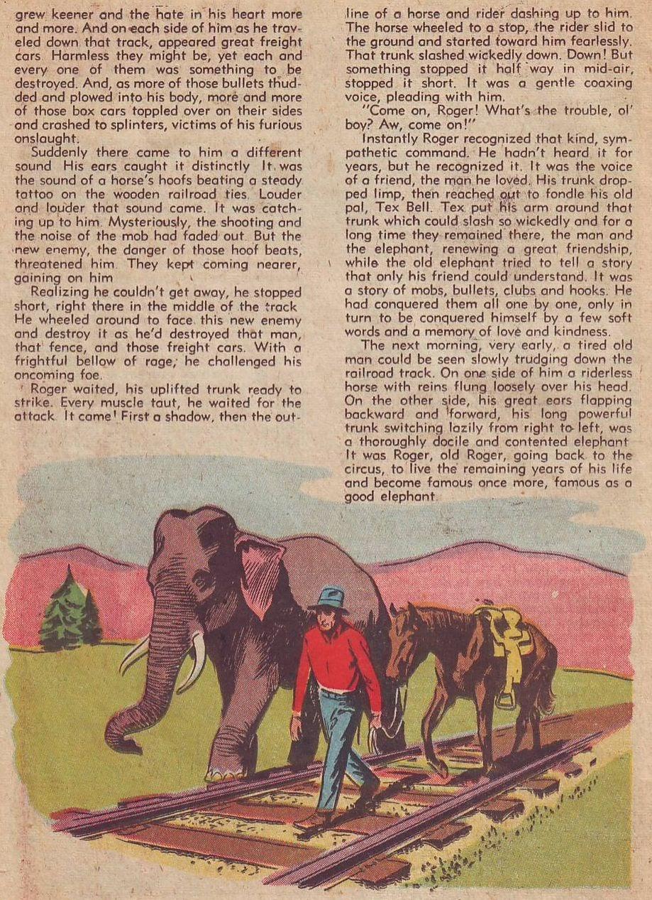 Read online Animal Comics comic -  Issue #28 - 36