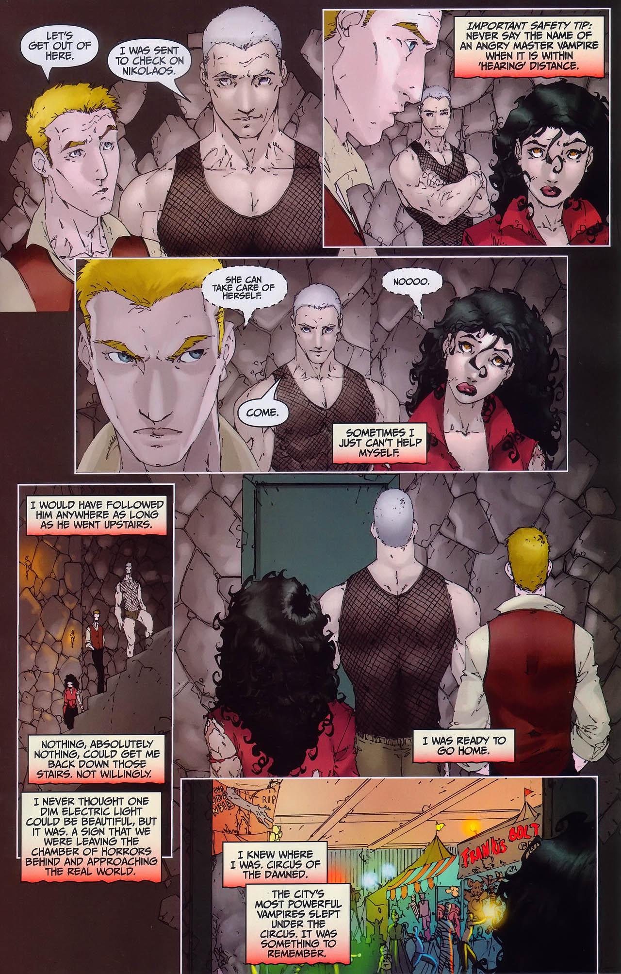Read online Anita Blake, Vampire Hunter: Guilty Pleasures comic -  Issue #3 - 23