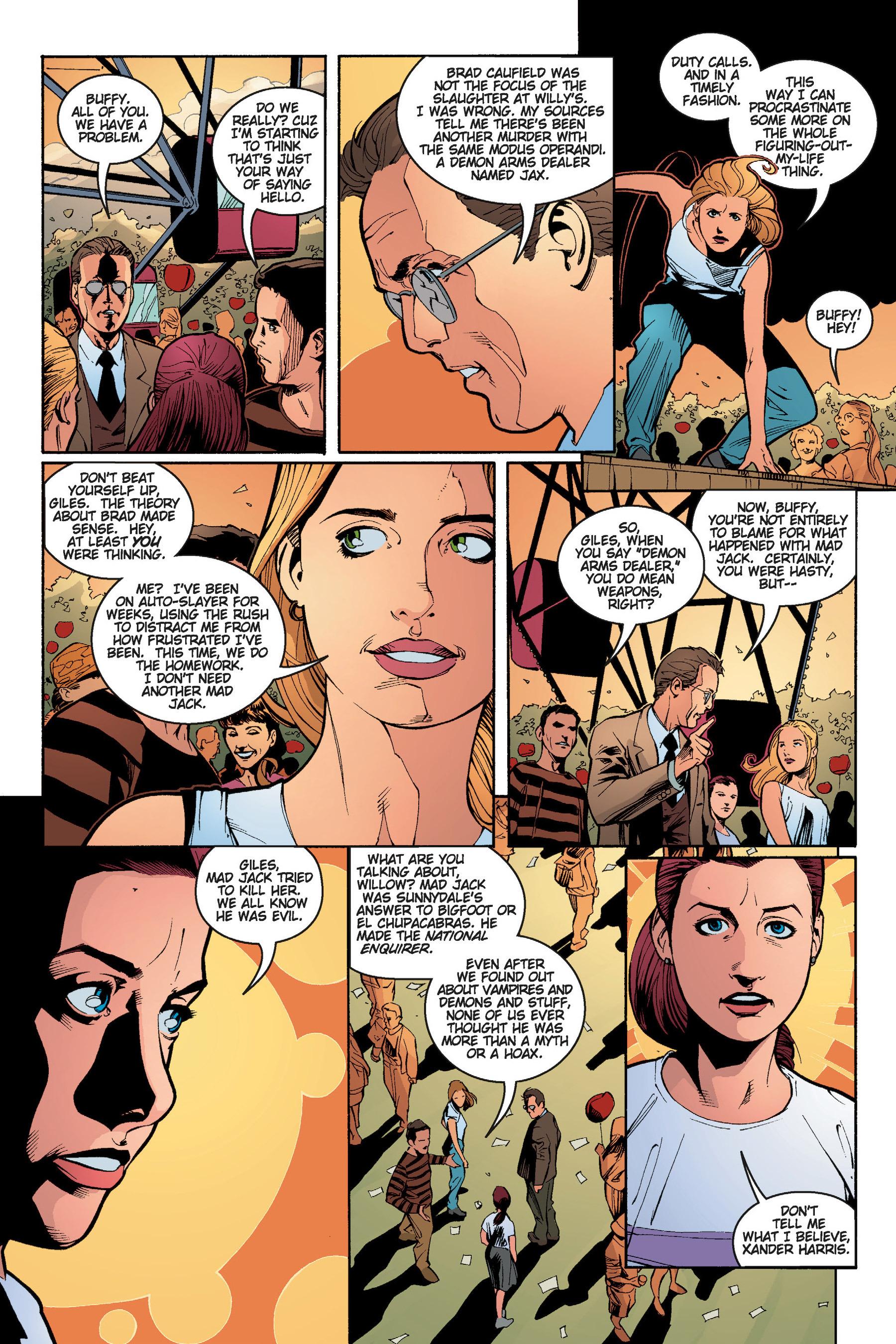 Read online Buffy the Vampire Slayer: Omnibus comic -  Issue # TPB 5 - 147