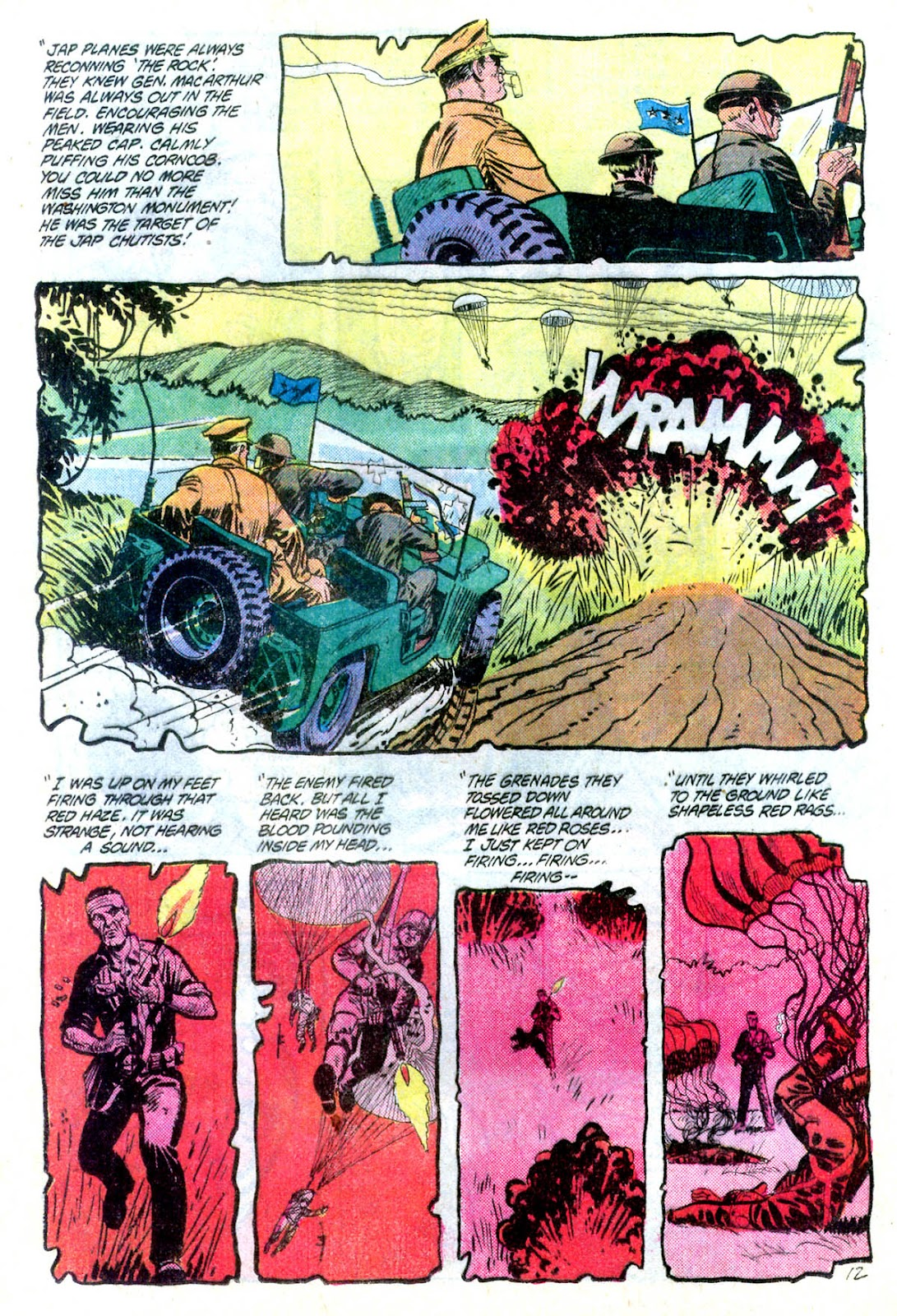 Sgt. Rock issue Annual 2 - Page 14