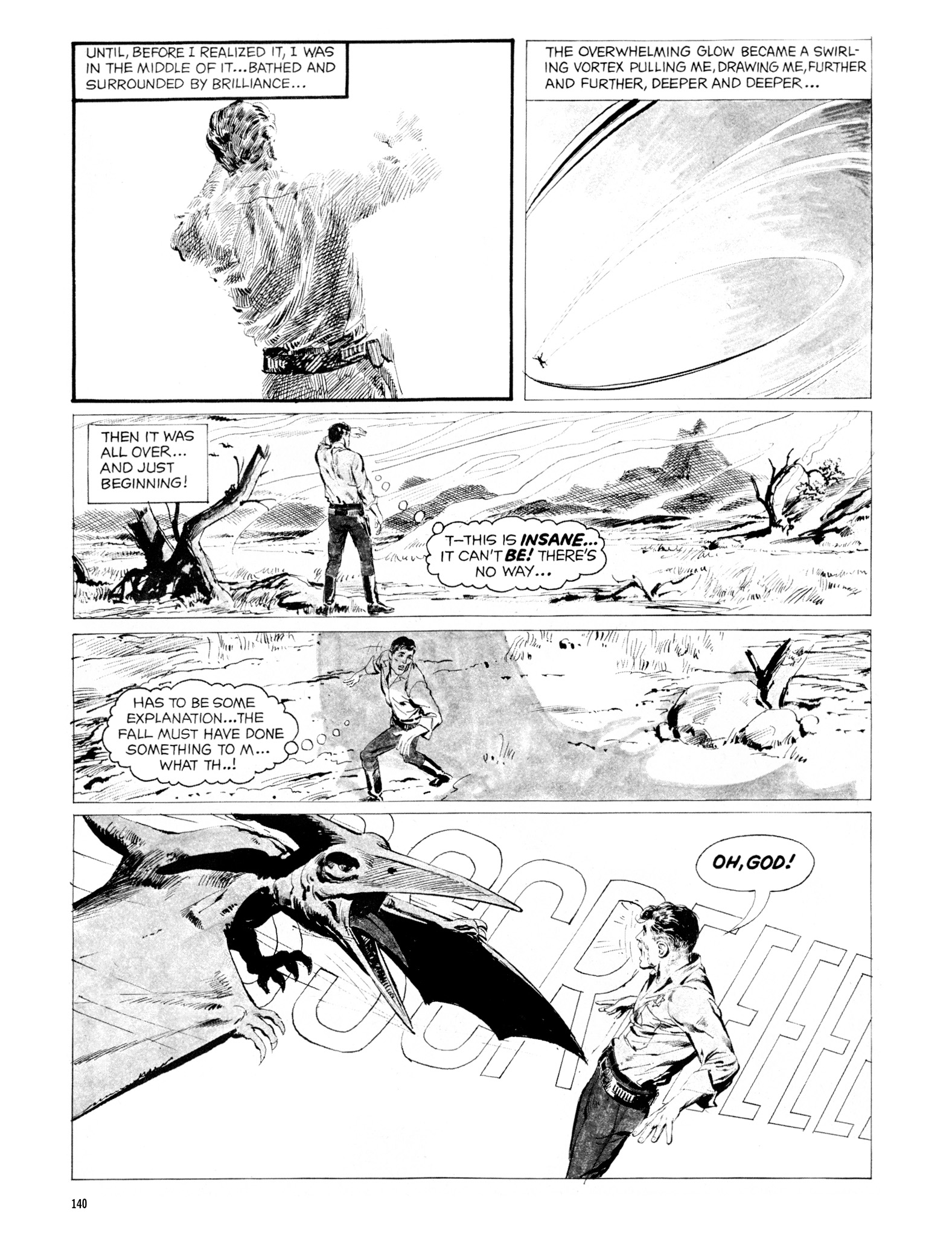 Read online Eerie Archives comic -  Issue # TPB 20 - 140