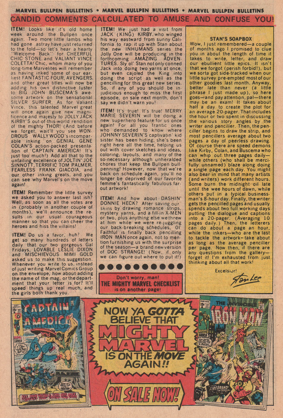 Read online Sgt. Fury comic -  Issue #79 - 30