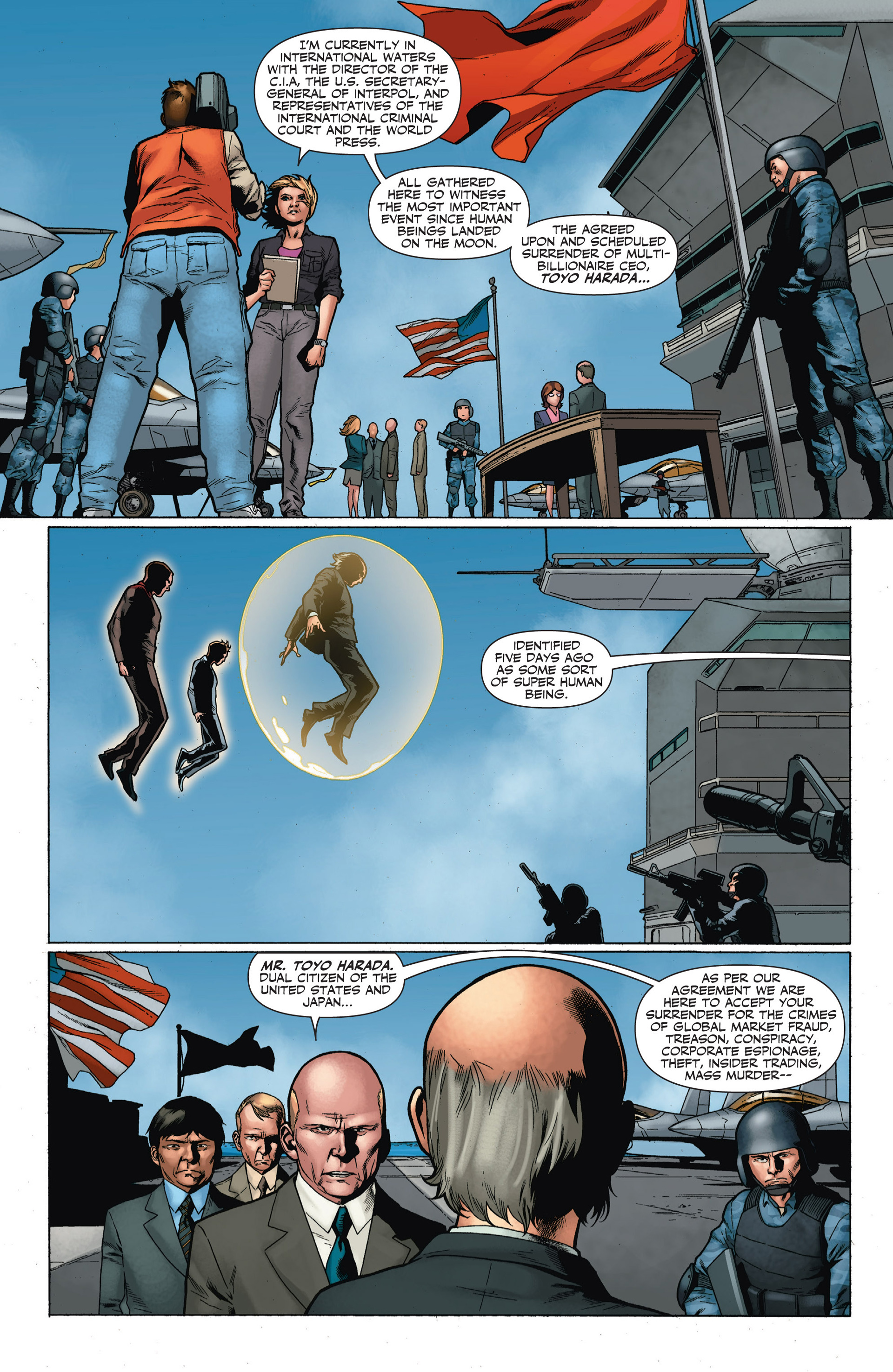 Read online Archer and Armstrong comic -  Issue #16 - 26