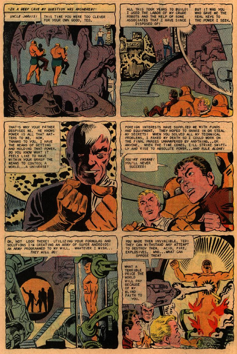Blue Beetle (1967) issue 2 - Page 10