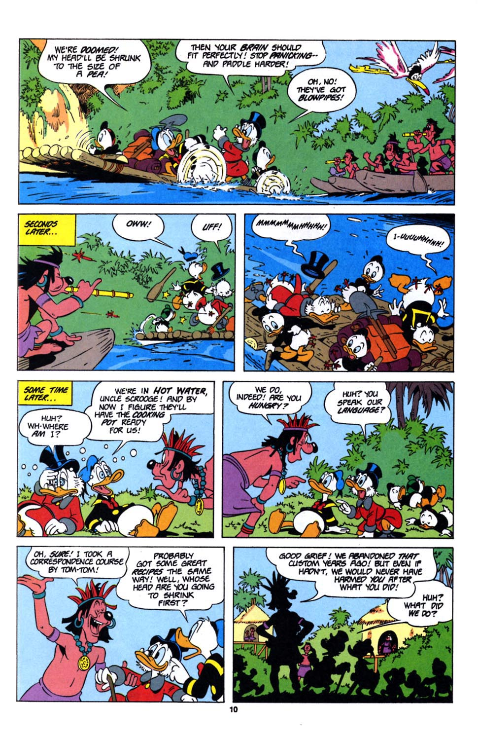 Read online Uncle Scrooge (1953) comic -  Issue #243 - 26