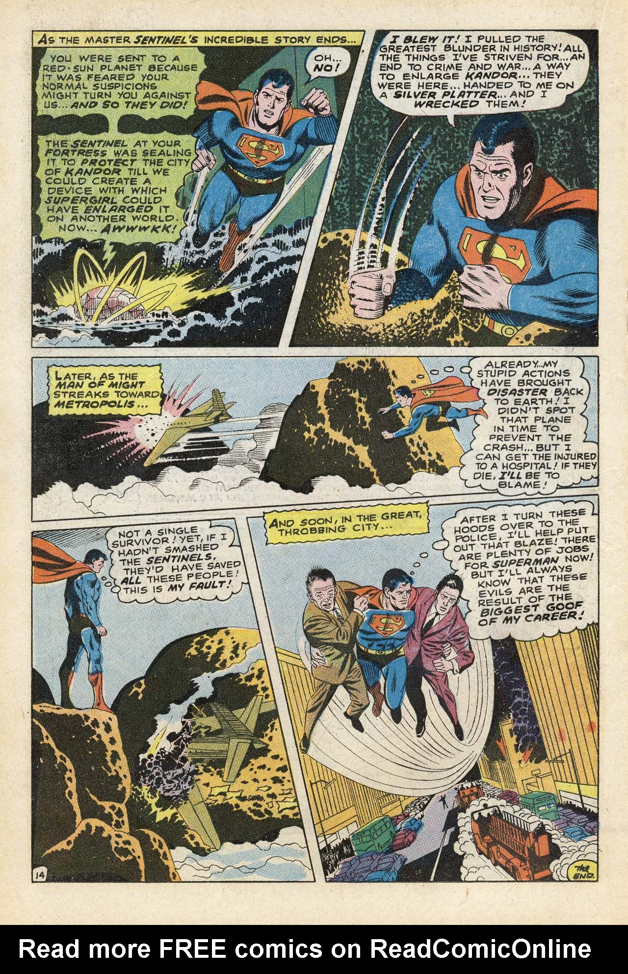 Read online Action Comics (1938) comic -  Issue #369 - 18