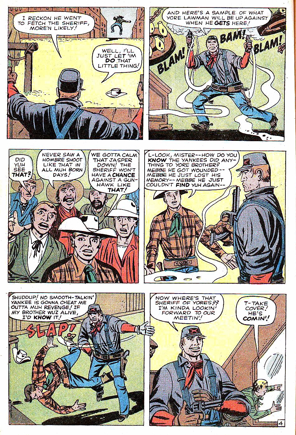 Western Gunfighters issue 1 - Page 30