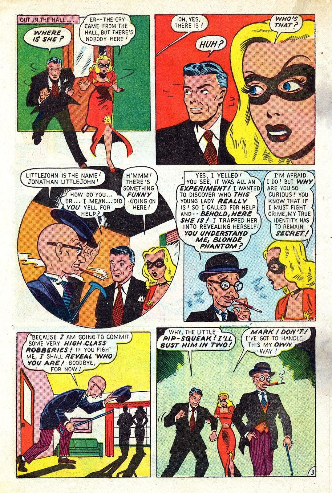 Read online Blackstone the Magician comic -  Issue #4 - 20