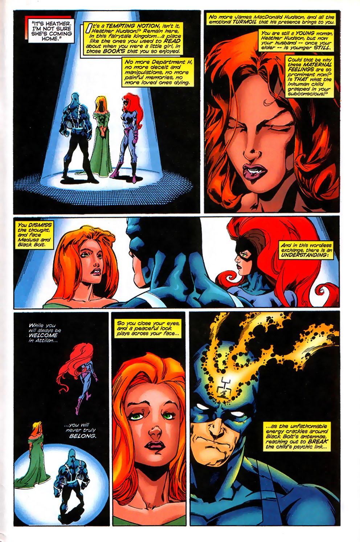 Read online Alpha Flight (1997) comic -  Issue # _Annual - 40
