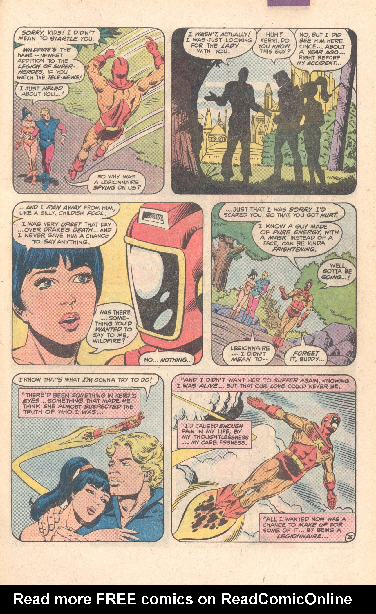 Legion of Super-Heroes (1980) 283 Page 26