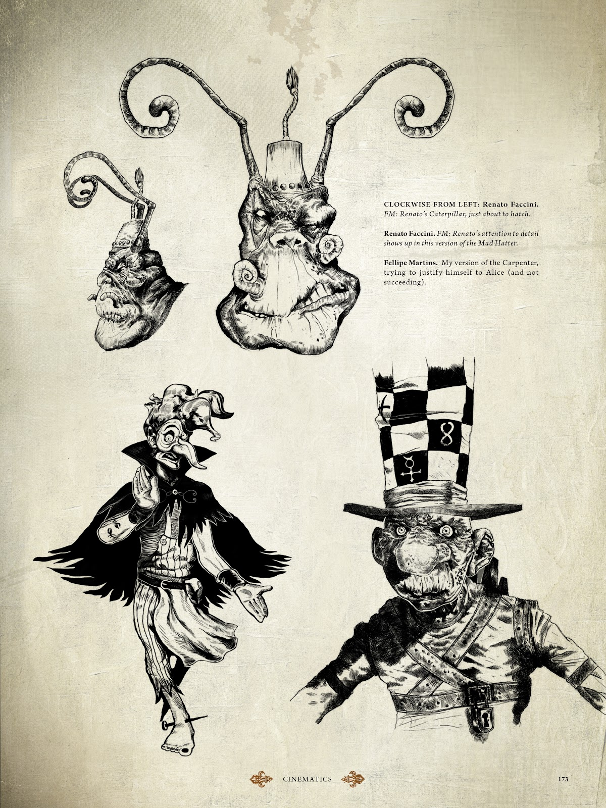 Read online The Art of Alice: Madness Returns comic -  Issue # TPB (Part 2) - 65