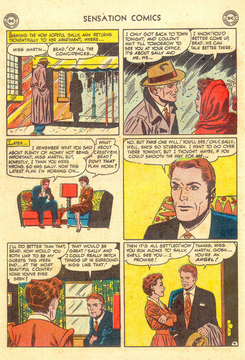 Read online Sensation (Mystery) Comics comic -  Issue #105 - 44