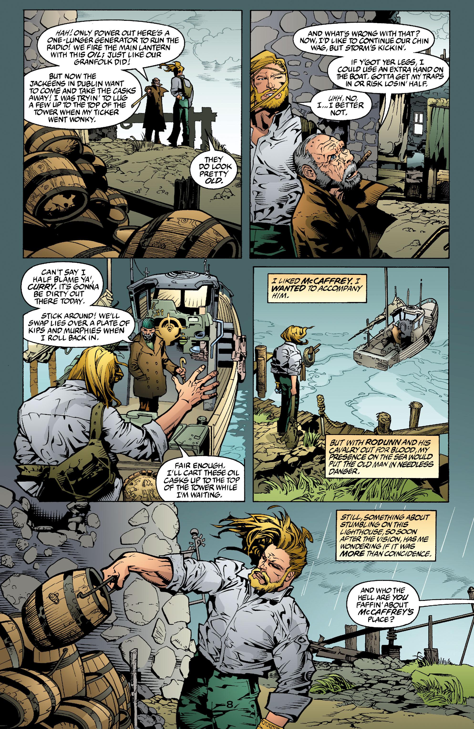 Read online Aquaman (2003) comic -  Issue #2 - 9