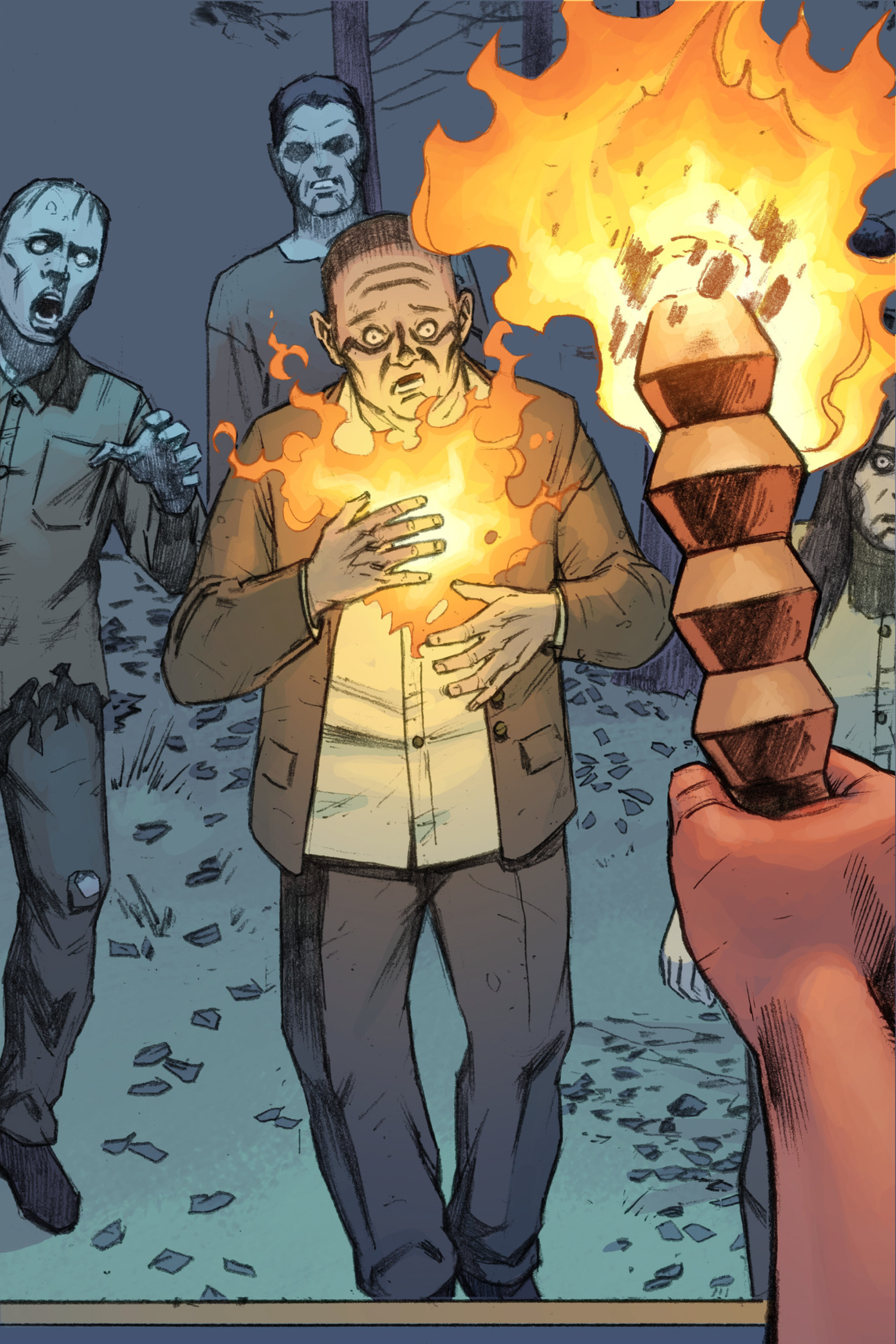 Read online Soul comic -  Issue #2 - 87