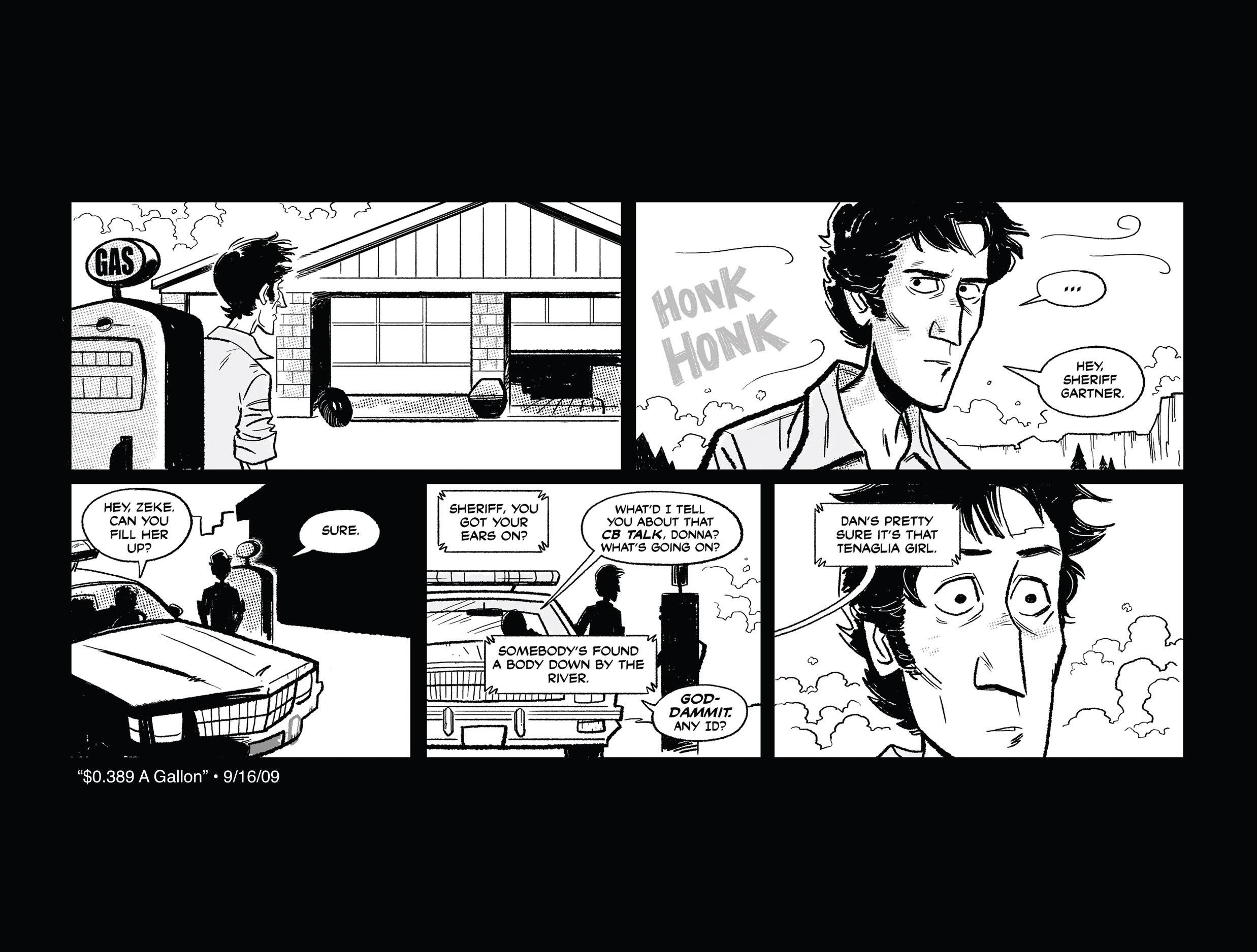 Read online She Died In Terrebonne comic -  Issue #1 - 8