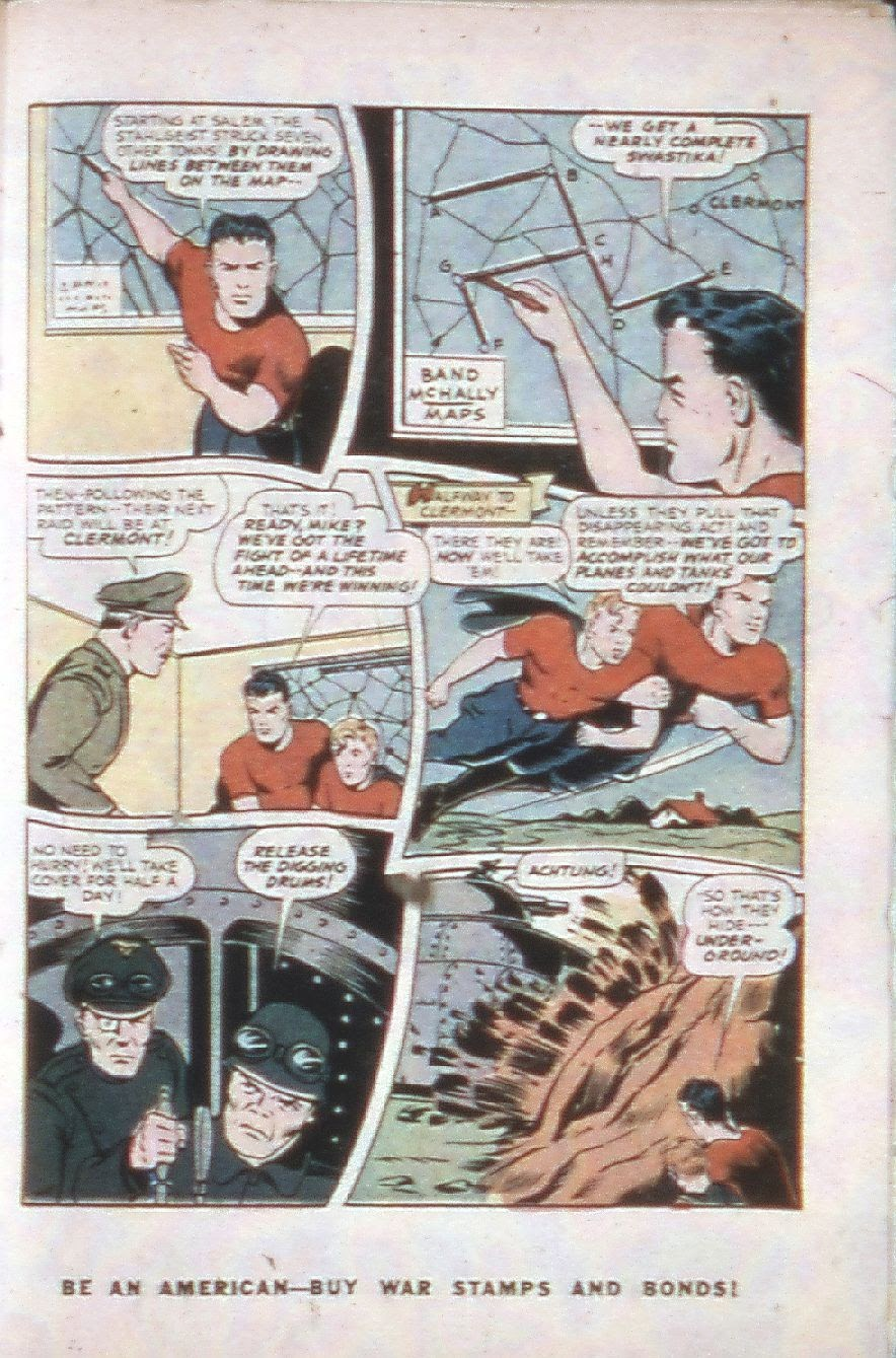 Read online America's Best Comics comic -  Issue #11 - 27