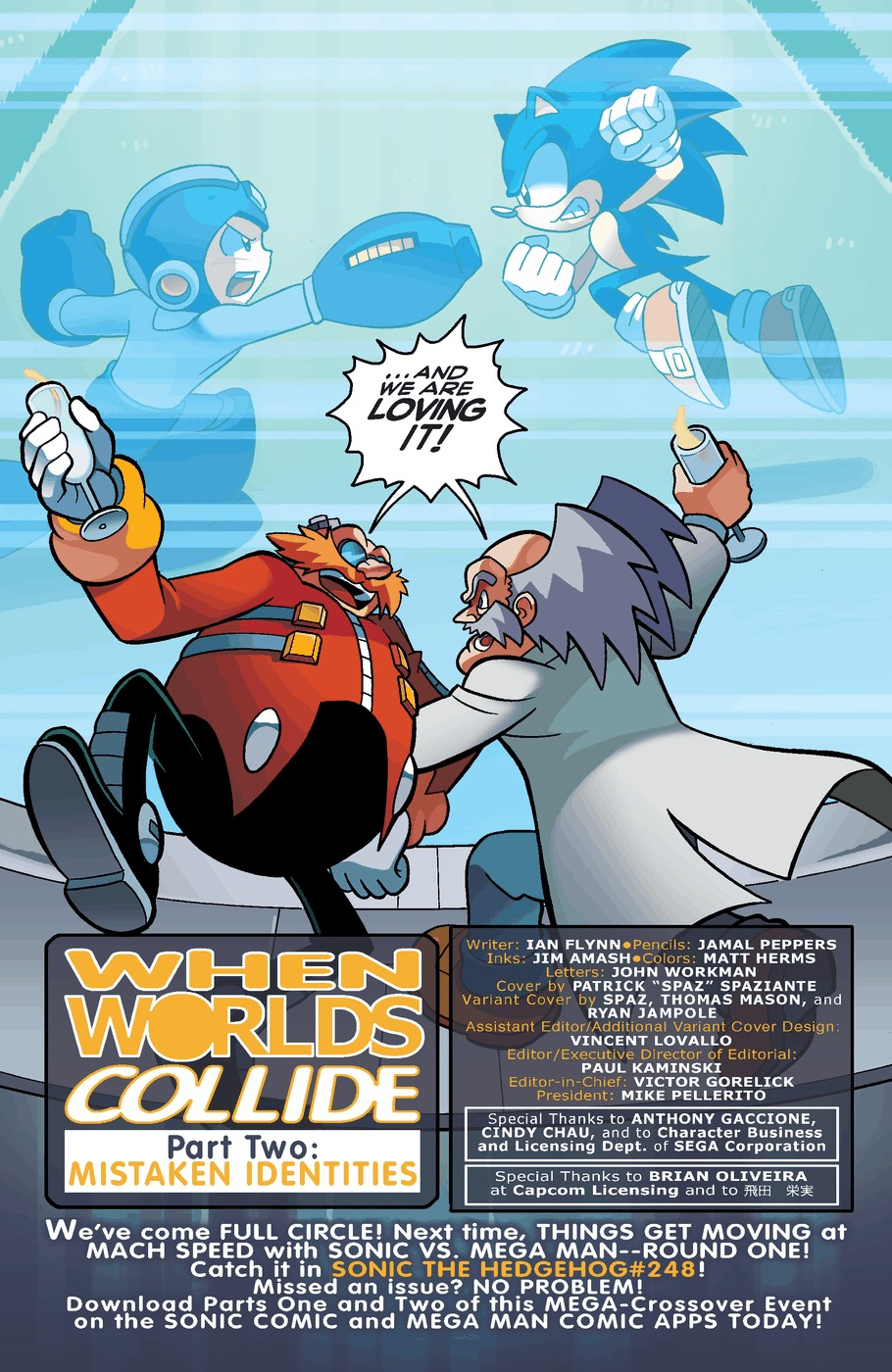 Read online Sonic Universe comic -  Issue #51 - 22