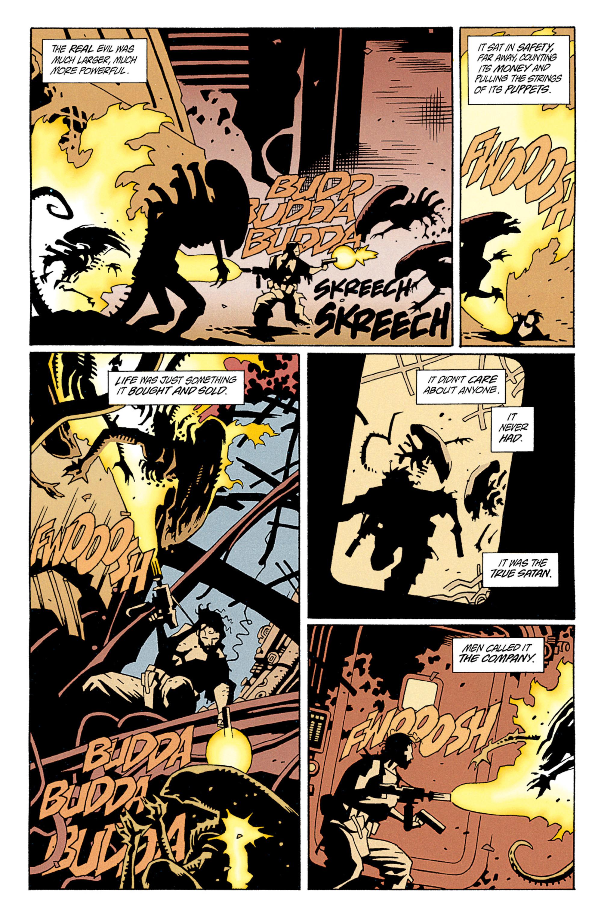 Read online Aliens: Salvation comic -  Issue # TPB - 49
