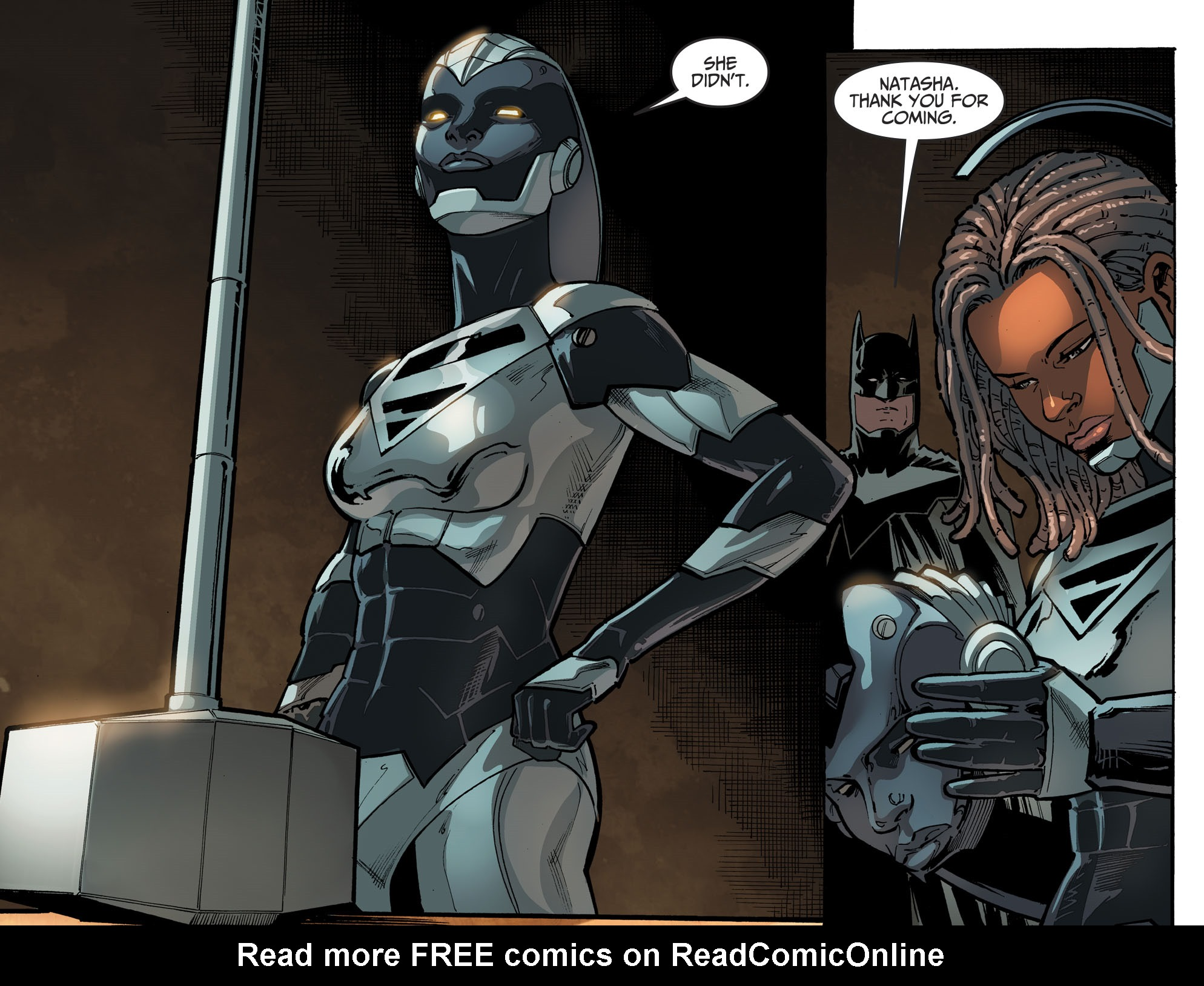 Read online Injustice 2 comic -  Issue #10 - 14