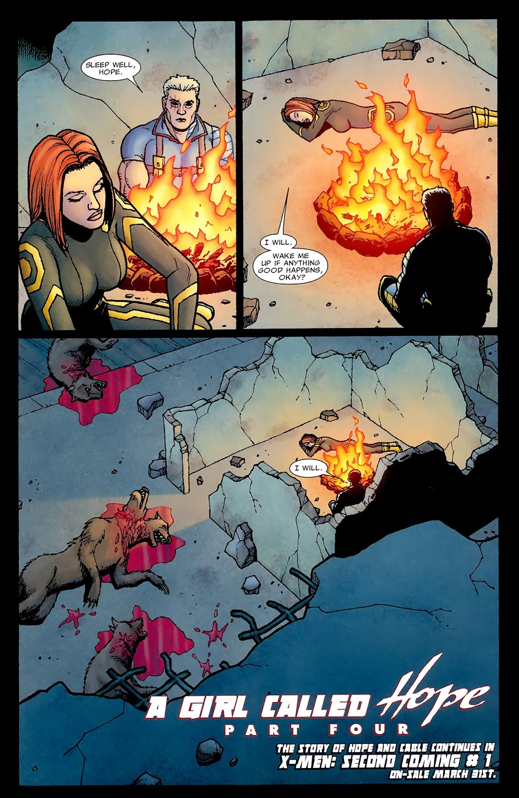 Read online X-Men: Second Coming Revelations comic -  Issue # TPB (Part 1) - 31