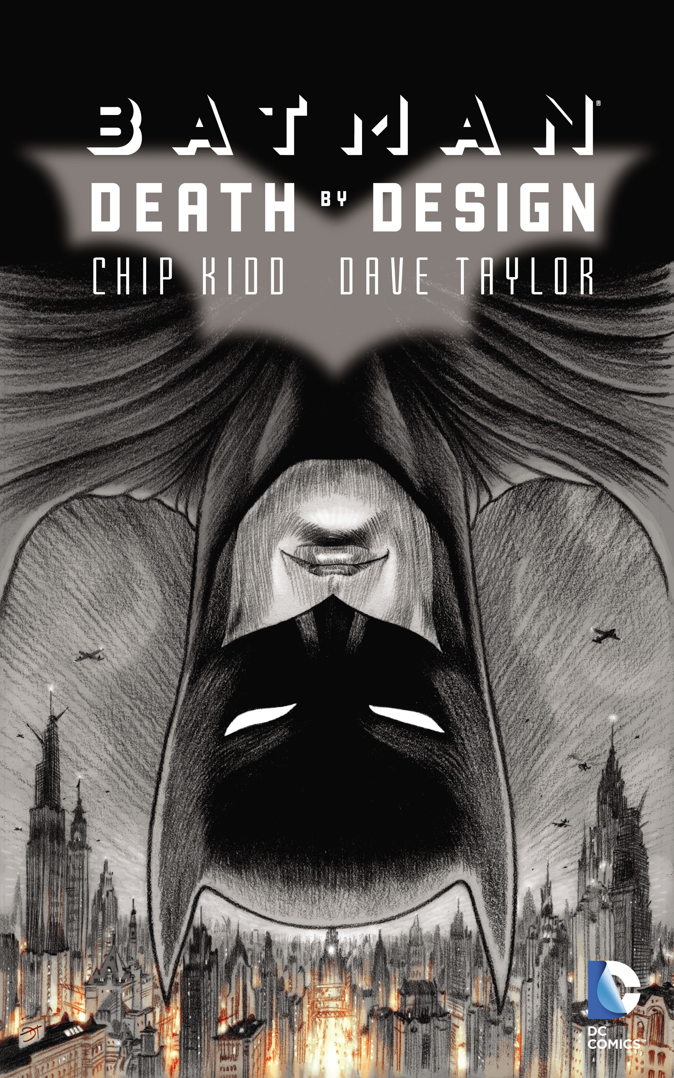 Batman: Death By Design issue Full - Page 1