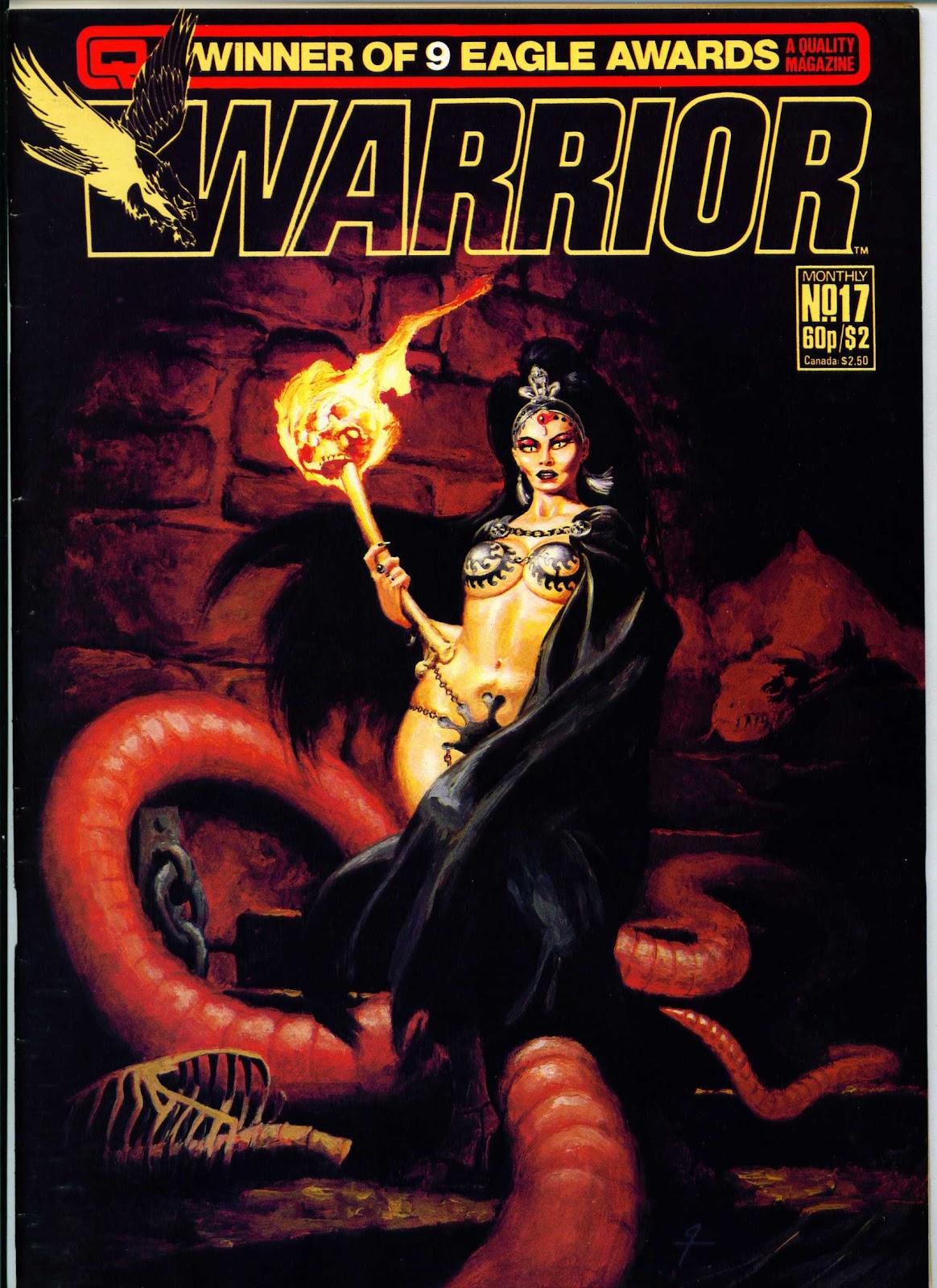 Warrior Issue #17 #18 - English 1