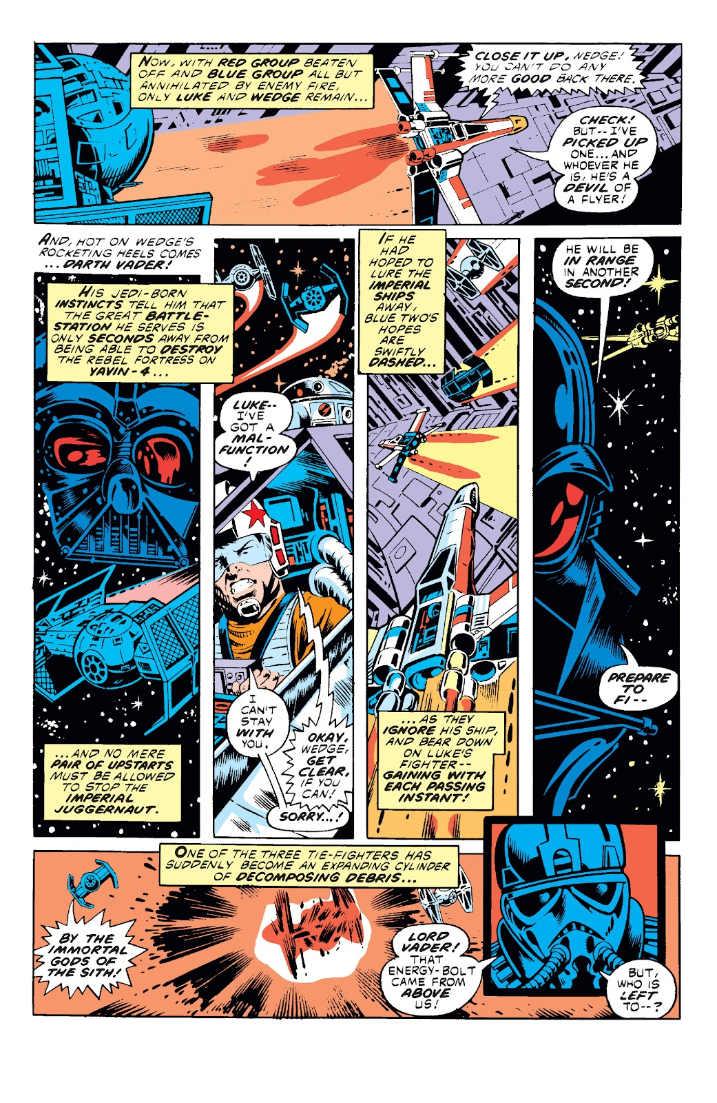 Read online Star Wars Legends: The Original Marvel Years - Epic Collection comic -  Issue # TPB 1 (Part 2) - 11