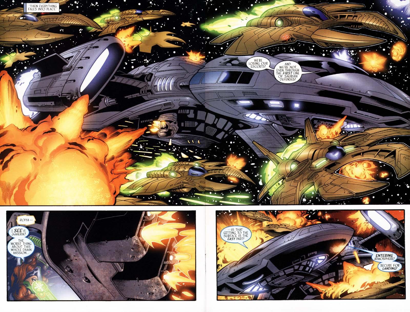 Read online Sigil (2000) comic -  Issue #26 - 30