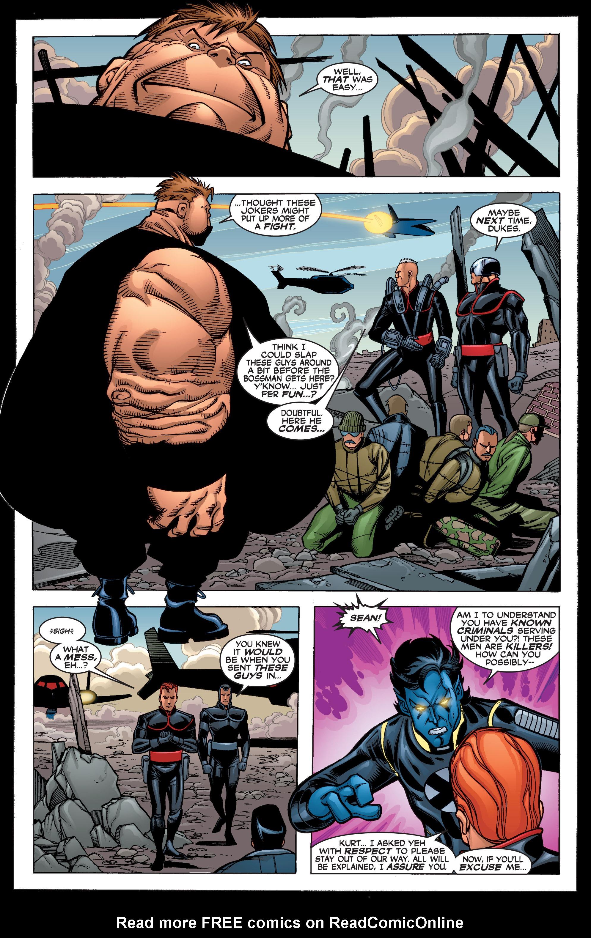 Read online Uncanny X-Men (1963) comic -  Issue #402 - 15