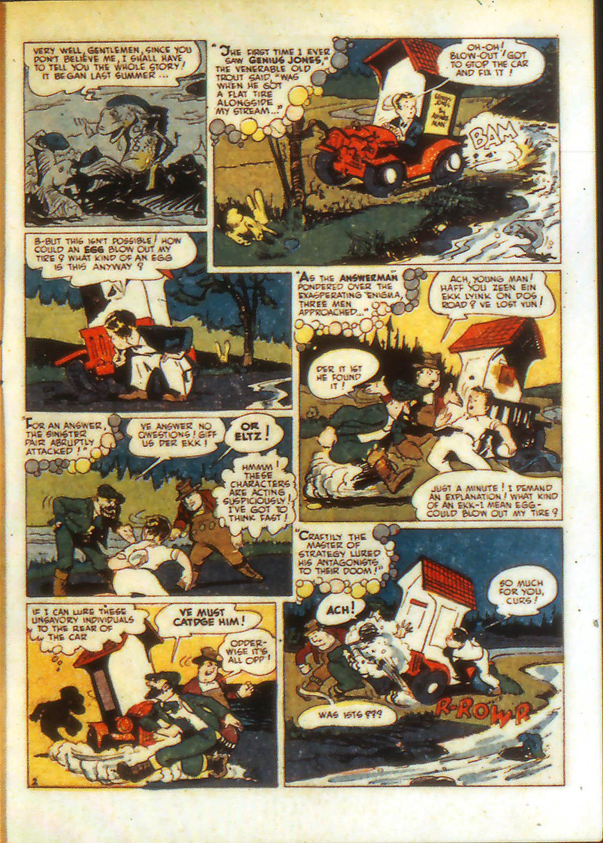 Read online Adventure Comics (1938) comic -  Issue #90 - 15