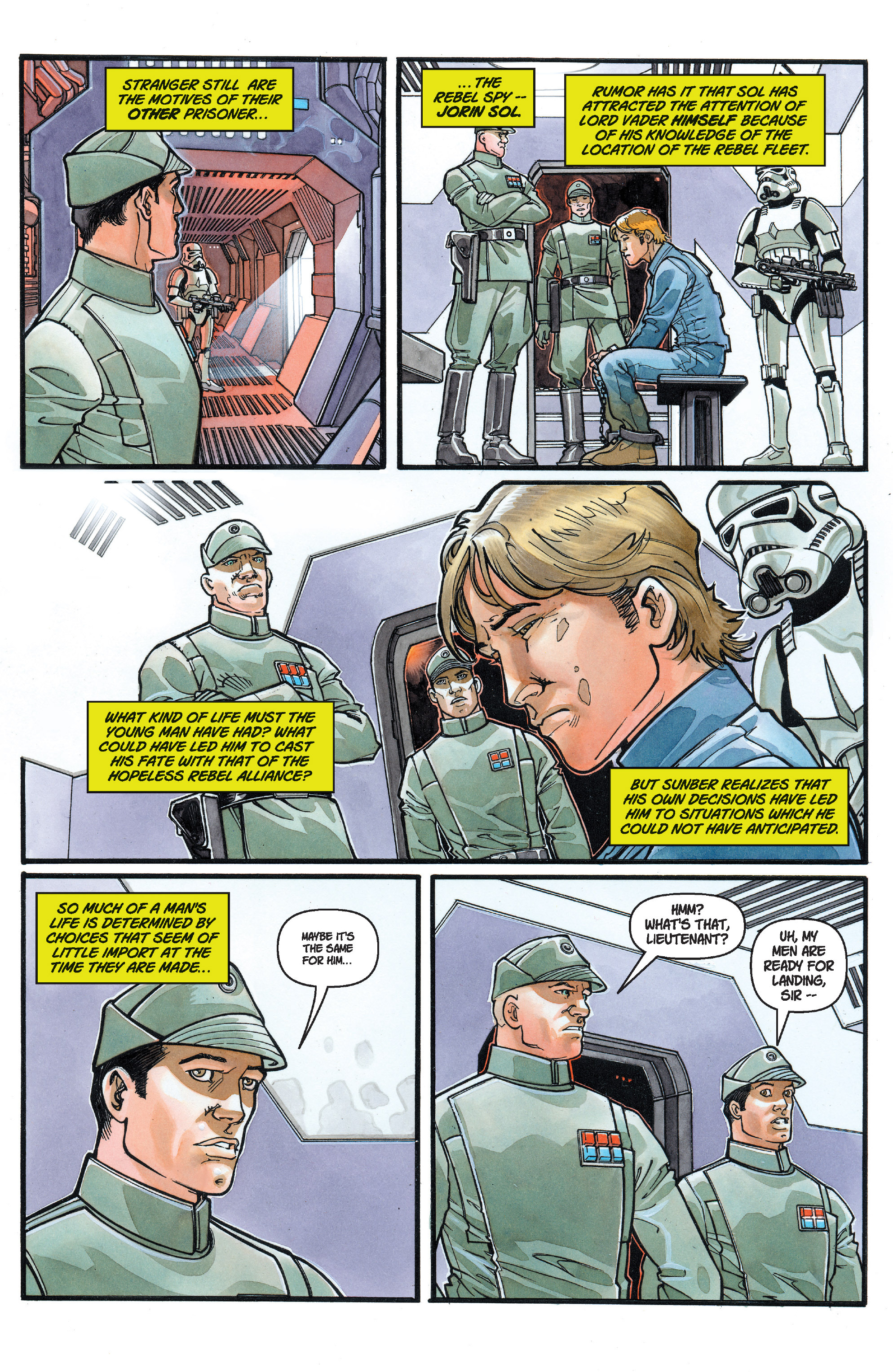 Read online Star Wars Omnibus comic -  Issue # Vol. 22 - 211