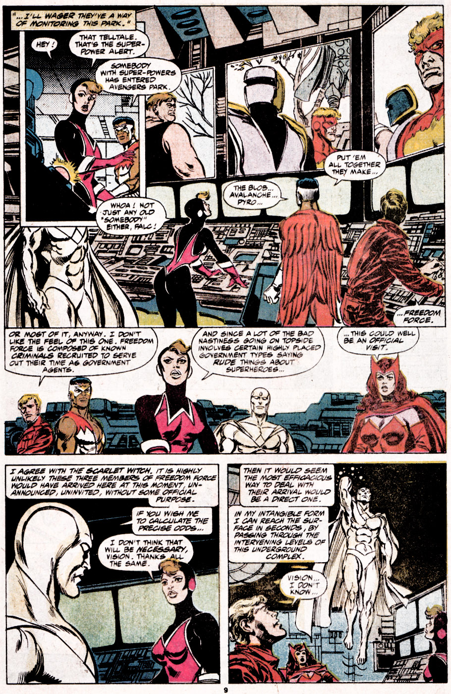 The Avengers (1963) 312 Page 7