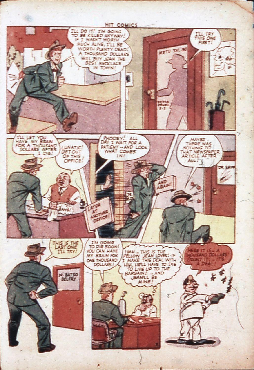 Read online Hit Comics comic -  Issue #30 - 56