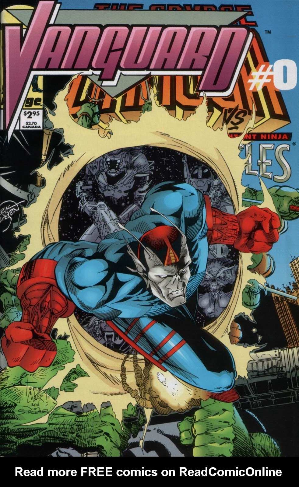 The Savage Dragon (1993) Issue #2 #4 - English 37