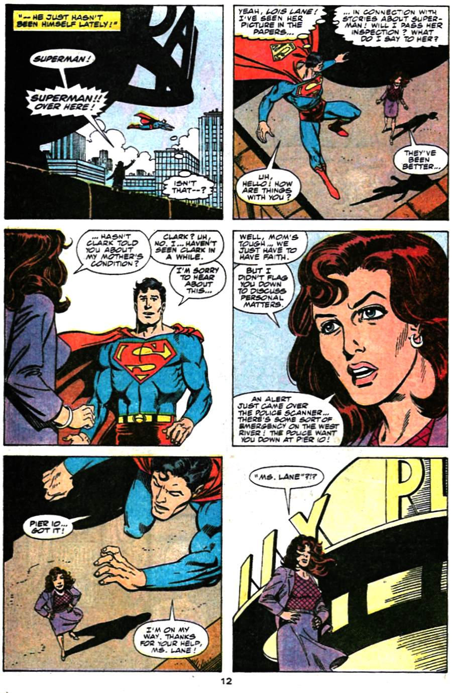 Read online Action Comics (1938) comic -  Issue #659 - 13