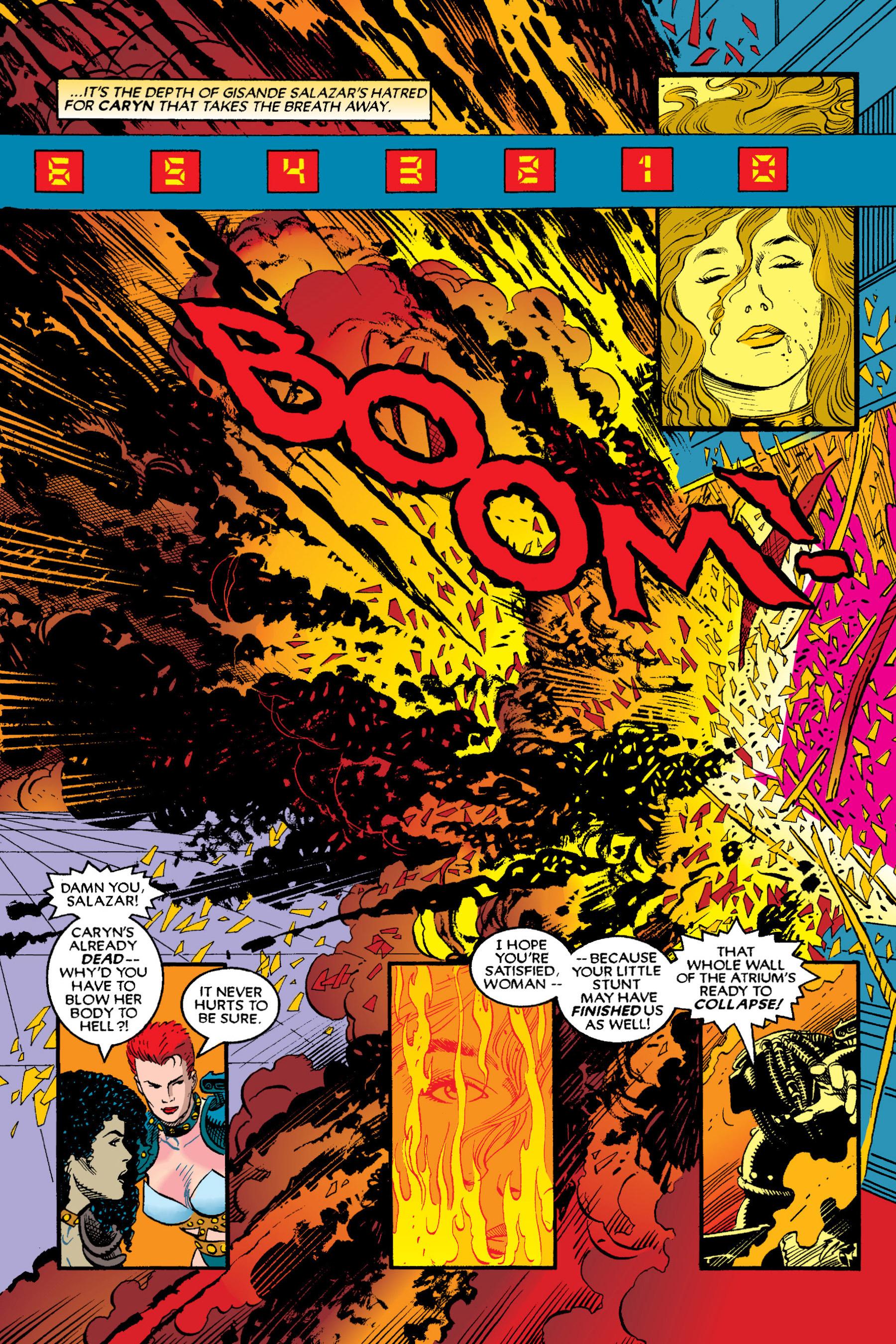 Read online Aliens vs. Predator Omnibus comic -  Issue # _TPB 2 Part 3 - 62