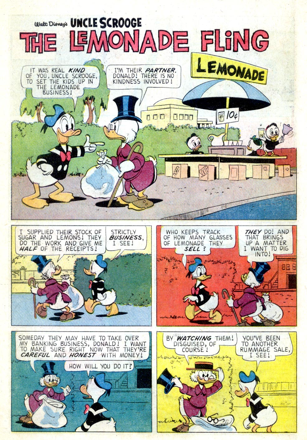 Read online Uncle Scrooge (1953) comic -  Issue #46 - 30