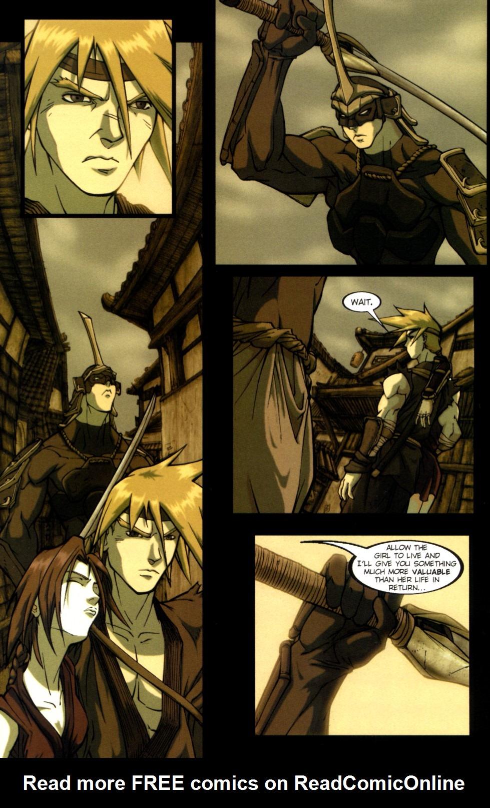 Read online Shidima comic -  Issue #3 - 8