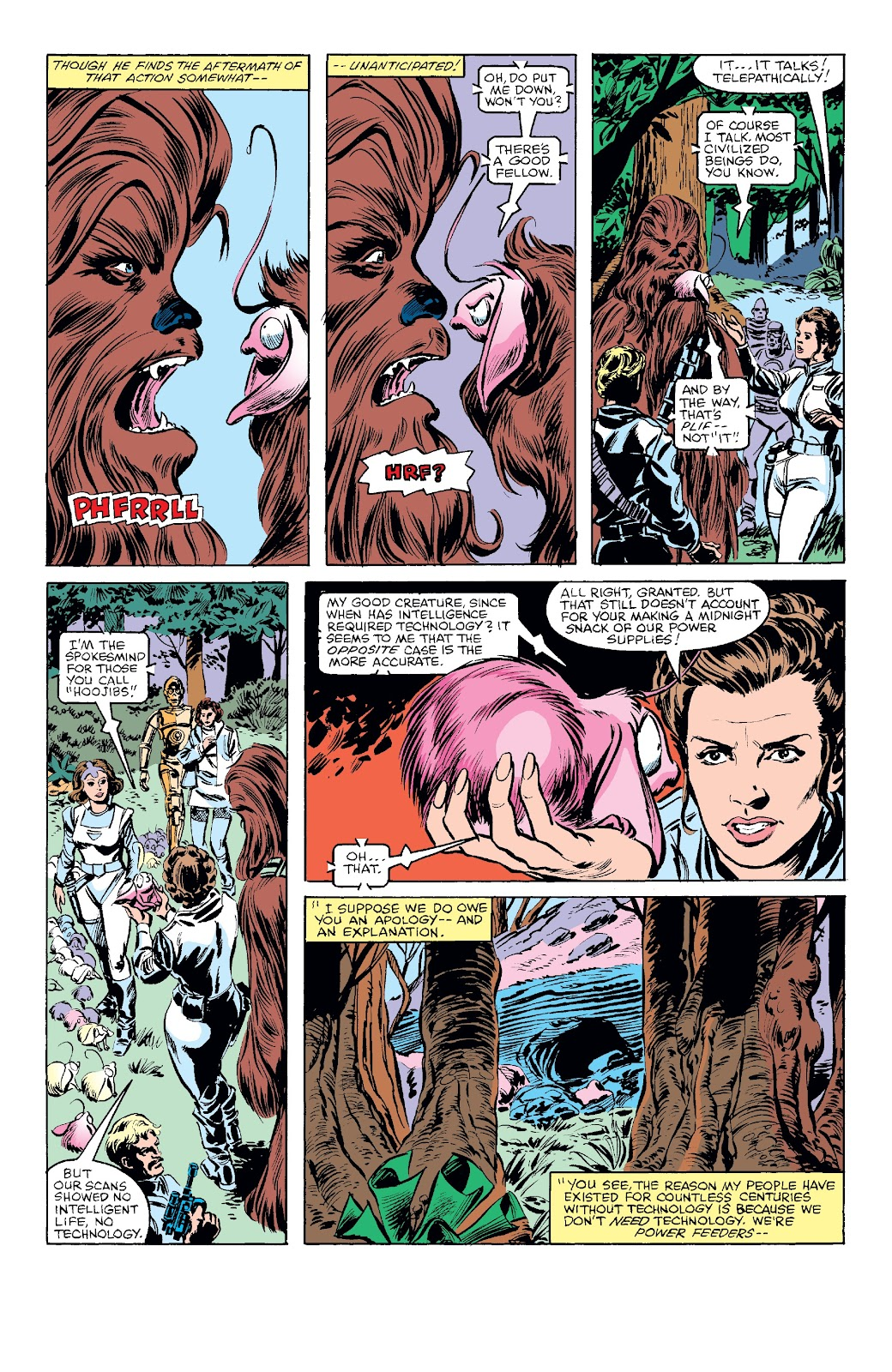 Read online Star Wars Legends: The Original Marvel Years - Epic Collection comic -  Issue # TPB 3 (Part 4) - 64
