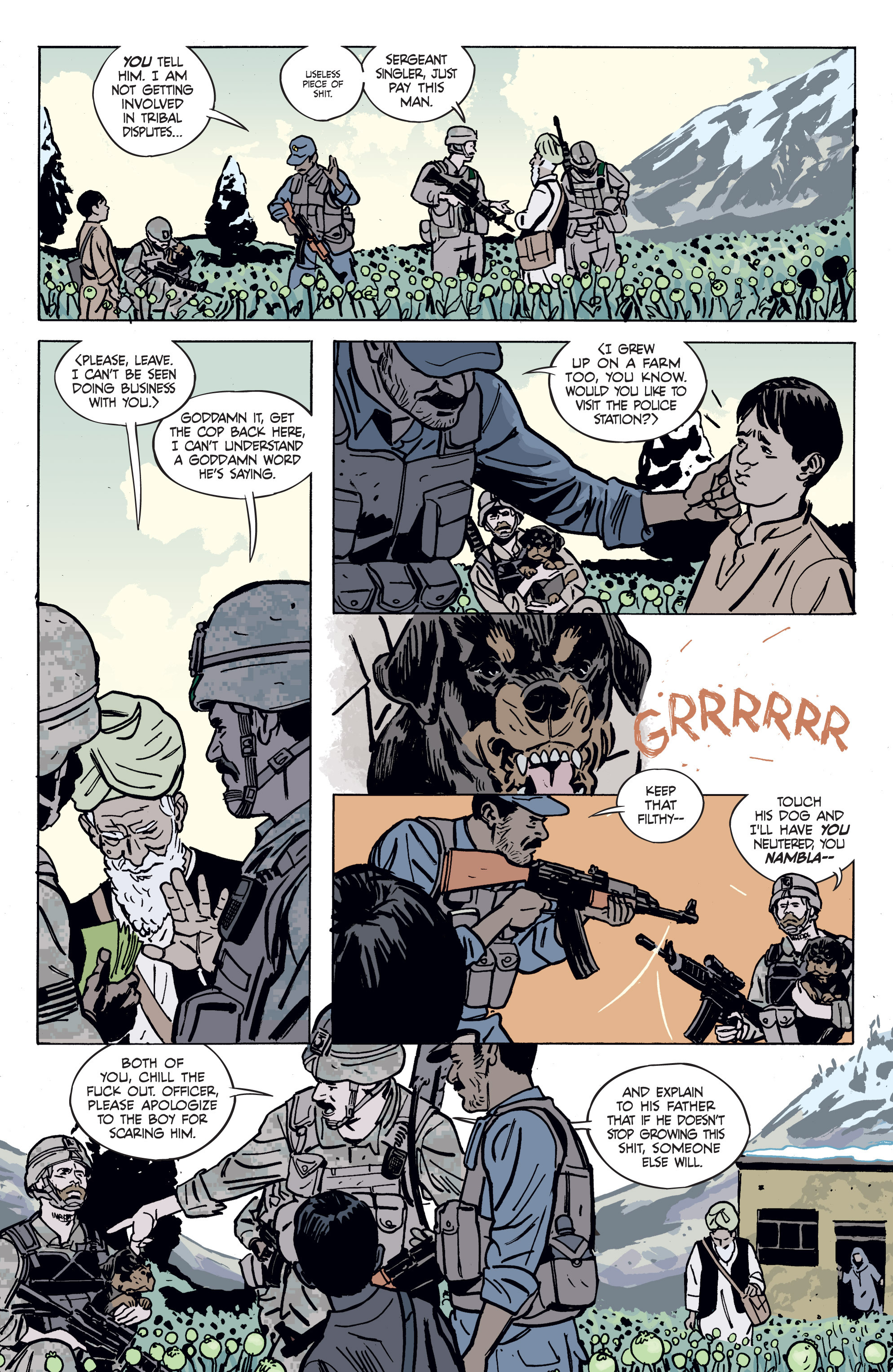 Read online Graveyard of Empires comic -  Issue # TPB - 48
