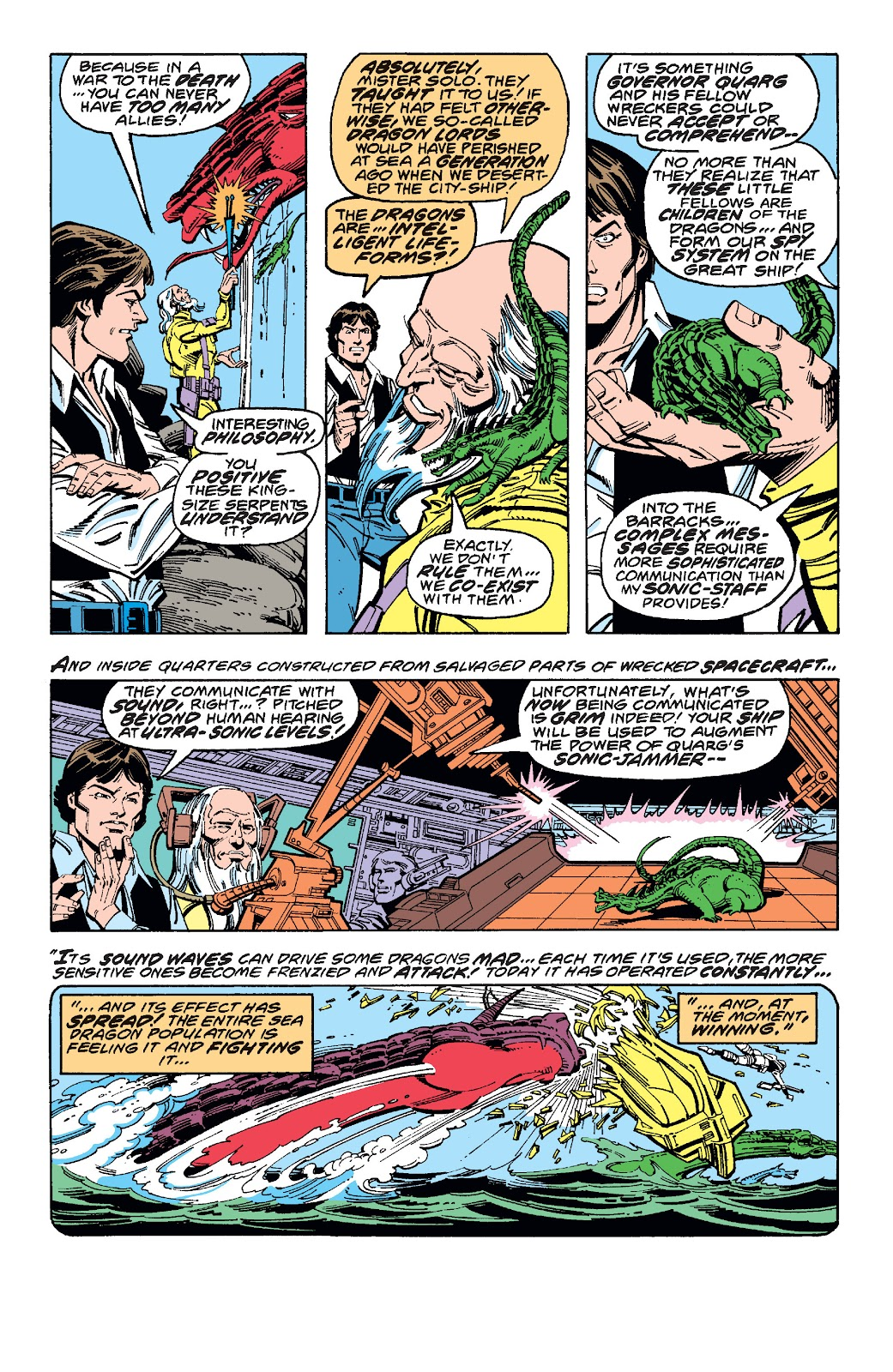 Read online Star Wars Legends: The Original Marvel Years - Epic Collection comic -  Issue # TPB 1 (Part 3) - 52
