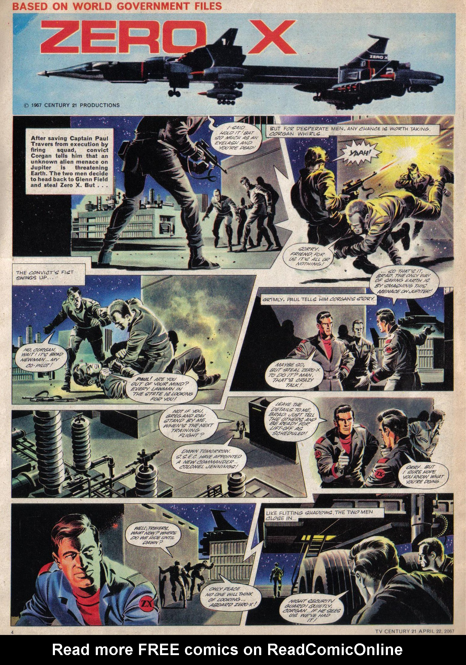 Read online TV Century 21 (TV 21) comic -  Issue #118 - 4