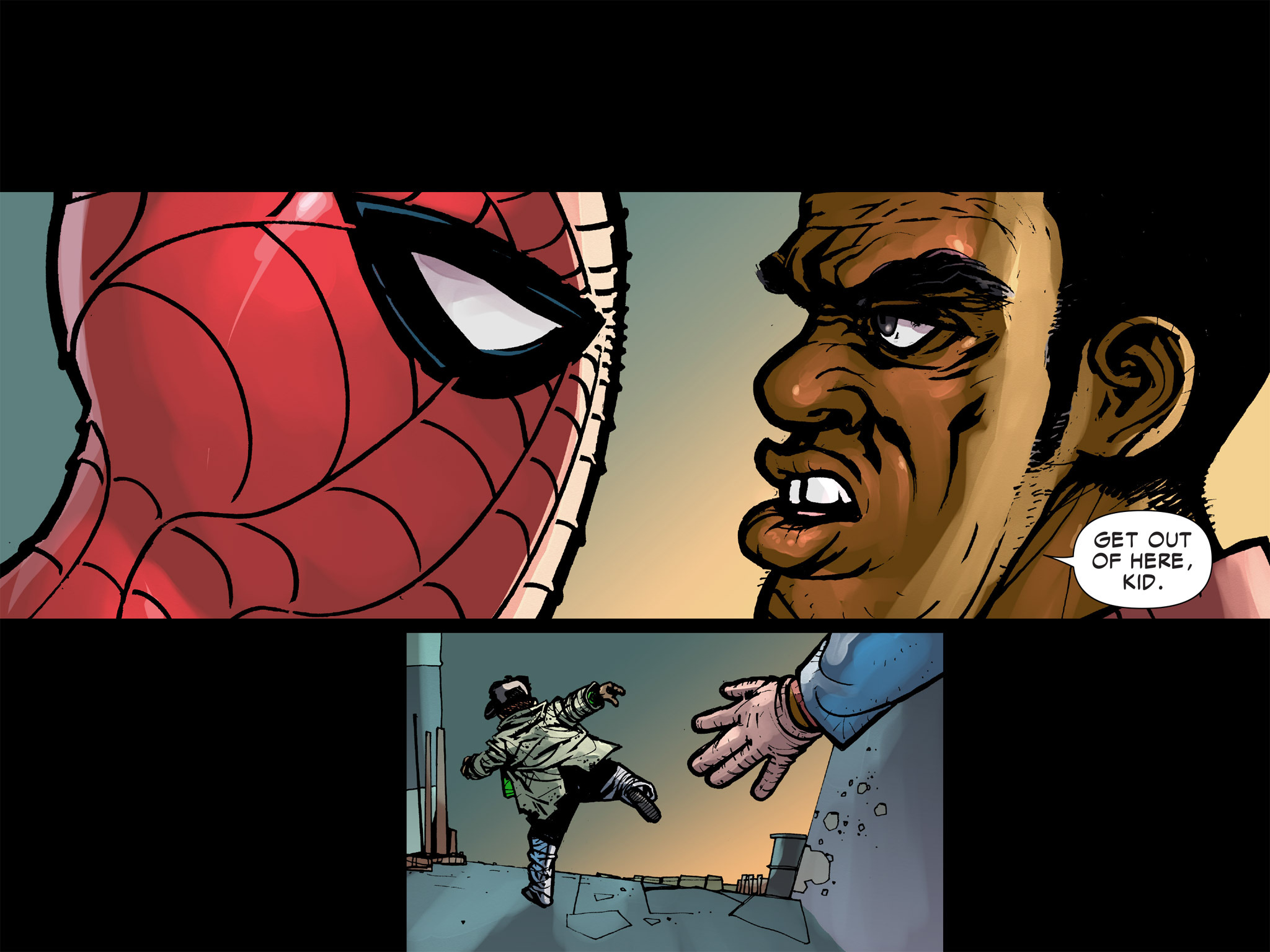 Read online Amazing Spider-Man: Who Am I? comic -  Issue # Full (Part 3) - 68