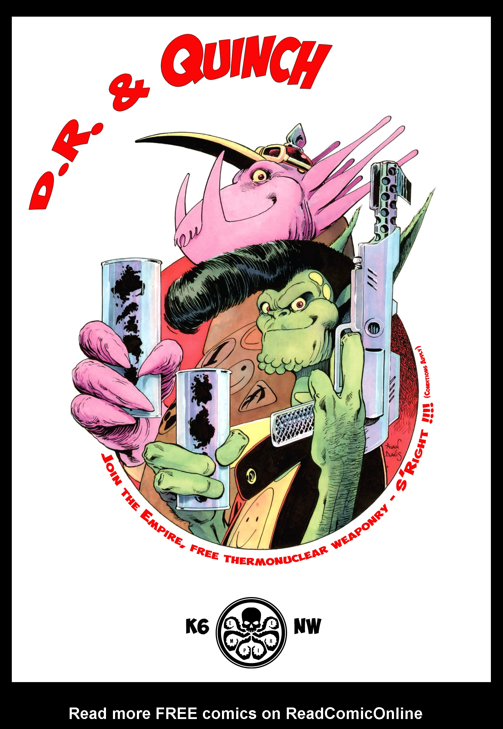 Read online 2000 AD comic -  Issue #1969 - 33